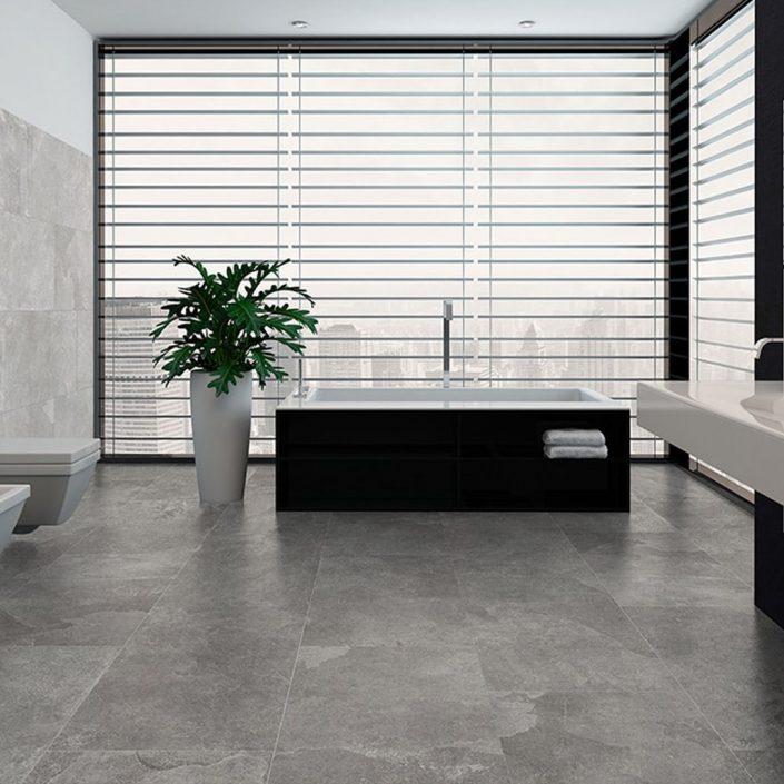 ebaypavimenti-Energieker-Loop-51x51-Grey-gres-porcellanato-effetto-pietra