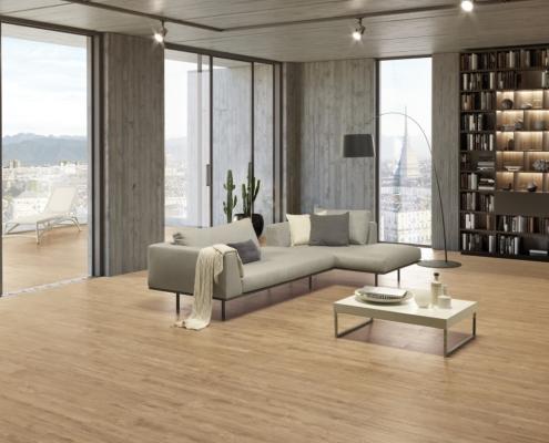 ebaypavimenti-La-Fabbrica-Ca' Foscari-20x120-Tabacco-pavimento-finto-legno