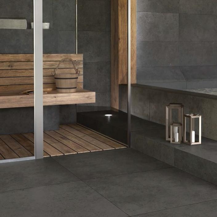 ebaypavimenti-La-Fabbrica-Le-Pietre-D-Europa-100x100-Lux-Dark-pavimento-effetto-cemento