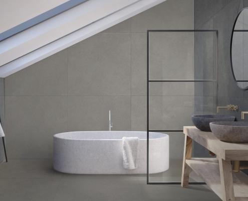 ebaypavimenti-La-Fabbrica-Le-Pietre-D-Europa-50x100-Lux-Fumo-pavimento-effetto-cemento