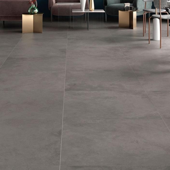 ebaypavimenti-Ceramica-Valsecchia-Recover-Dark-60x60-pavimento-effetto-cemento