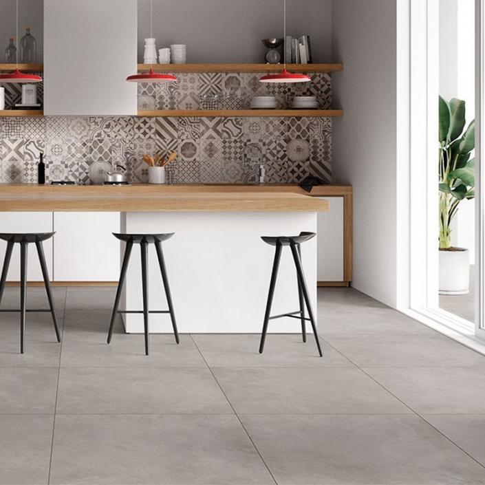 ebaypavimenti-Ceramica-Valsecchia-Recover-Grey-60x60-pavimento-effetto-cemento