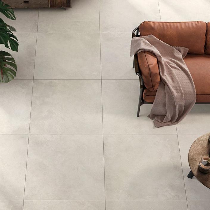 ebaypavimenti-Ceramica-Valsecchia-Recover-White-60x60-pavimento-effetto-cemento